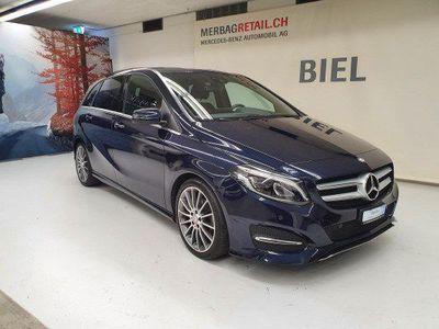 gebraucht Mercedes B220 CDI SwissStarUrb4M