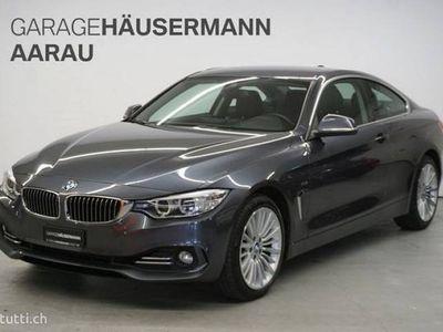 gebraucht BMW 420 i Coupé xDrive Luxury Line Steptronic