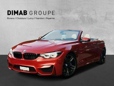 gebraucht BMW M4 Cabriolet 4er