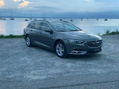 gebraucht Opel Insignia Sports Tourer 2.0 CDTI Fleet 4WD