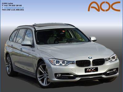 gebraucht BMW 328 i xDrive Touring Sport Line Steptronic