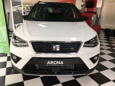 gebraucht Seat Arona 1.0 TSI 115 Swiss FR DSG
