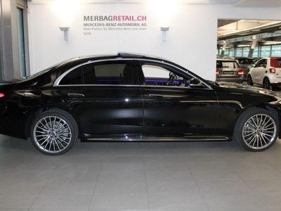 gebraucht Mercedes S400 d 4M AMG Line 9G-T
