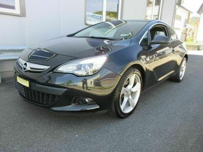 gebraucht Opel Astra GTC 1.4 T 140 Sport S/S