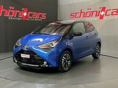 gebraucht Toyota Aygo 1.0 VVT-i X-Final Automatik