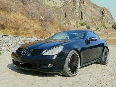 gebraucht Mercedes SLK350 SLK-Klasse R171 CabrioletV6