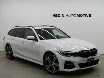 gebraucht BMW 320 d xDrive Touring Modell M Sport