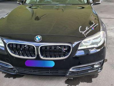 gebraucht BMW 528 5er i Luxury line Steptronic 2L