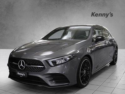 gebraucht Mercedes A220 AMG Line 4m