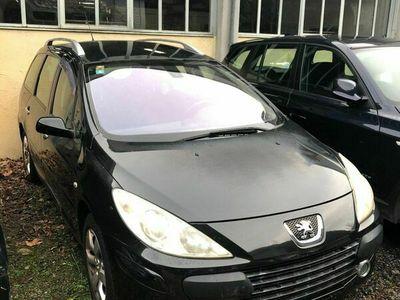 gebraucht Peugeot 307 SW 2.0 16V Black&Silver Tiptronic