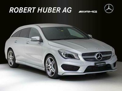 gebraucht Mercedes CLA200 AMG Line