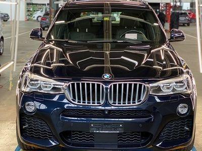 gebraucht BMW X3 xDrive 35d M Sport Steptronic