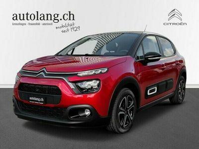 gebraucht Citroën C3 1.2 PureTech Swiss Edition S/S