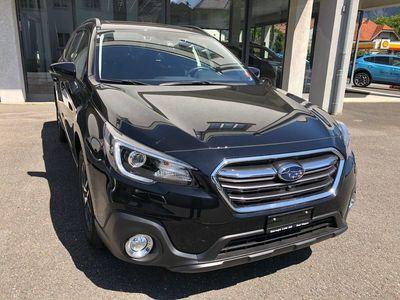 gebraucht Subaru Outback 2.5i Swiss Plus AWD Lineartronic