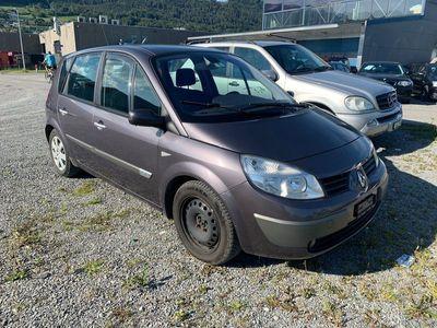 gebraucht Renault Scénic Scénic2.0 16V JG 2004/b04