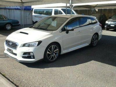 gebraucht Subaru Levorg 1.6DIT Swiss S STi-Design