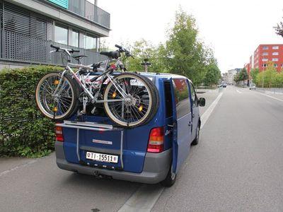 gebraucht Mercedes Vito Vito Merceds113 camper / Wohnmobil