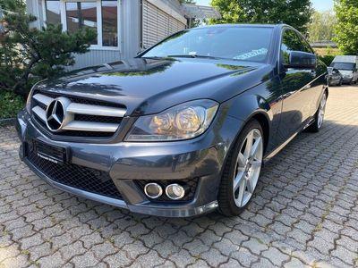 gebraucht Mercedes C180 C-KlasseCoupé MyStar 7G-Tronic