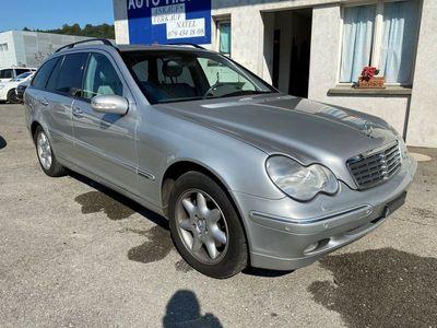 gebraucht Mercedes C320 Elégance Automatic