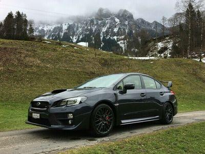 gebraucht Subaru WRX 2.5 Turbo 4WD STI Sport S