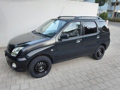 gebraucht Subaru Justy G3X JustyG3X 1.3 2007 152000km Anhängerkupplung 4WD