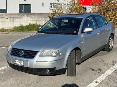 gebraucht VW Passat 2.5 V6 TDI Trendline