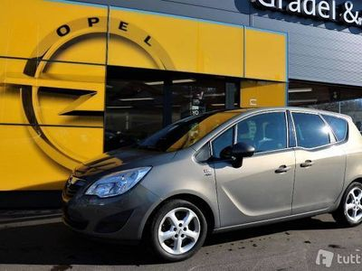 gebraucht Opel Meriva 1.4 Turbo Active Edition