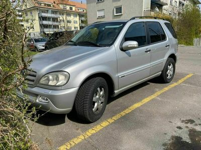 gebraucht Mercedes ML400 M-Klassecdi