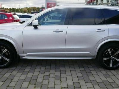 gebraucht Volvo XC90 T5 AWD R-Design Geartronic