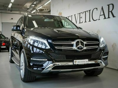 gebraucht Mercedes GLE500 e 4Matic 7G-Tronic