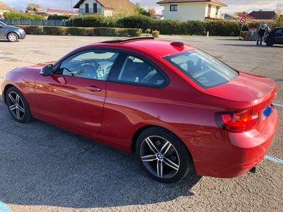 gebraucht BMW 218 2er i Coupé