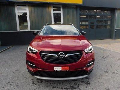 gebraucht Opel Grandland X 1.2i TP Ultim