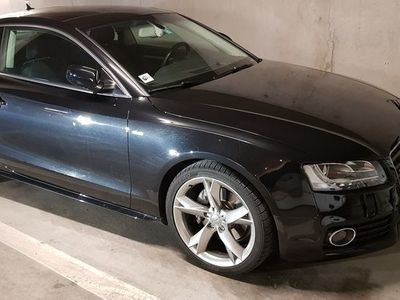 gebraucht Audi A5 Coupé 2.0 TFSI quattro S-tronic
