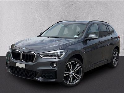 gebraucht BMW X1 20d xDrive