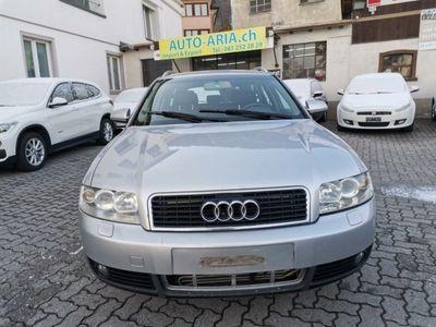 gebraucht Audi A4 Avant 2.5 TDI quattro