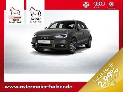 gebraucht Audi A1 Sportback ADMIRED 1.4TFSI XENON PDC ALU BLUET