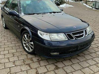 gebraucht Saab 9-5 TS mit MFK zu verkaufen