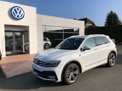 gebraucht VW Tiguan 2.0TSI Highline 4Motion