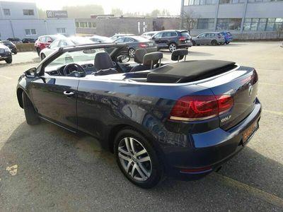 gebraucht VW Golf Cabriolet  1.2 TSI BlueMotion Technology