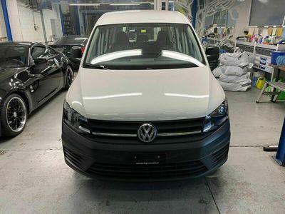 gebraucht VW Caddy Maxi 2.0TDI BlueMotion Technology DSG