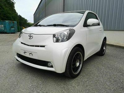 gebraucht Toyota iQ 1.33 Dual VVT-i