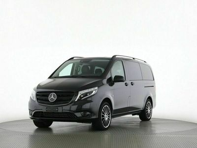 gebraucht Mercedes Vito 116 CDI Lang Select Tourer 4Matic 9G-Tronic