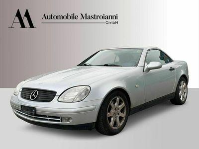 gebraucht Mercedes SLK230 SLK -Klasse R170 CabrioKomp.