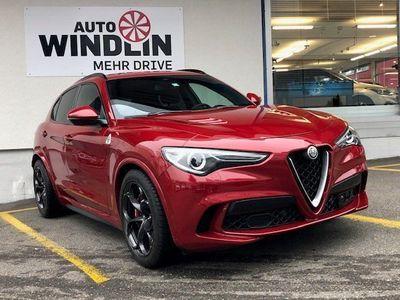 gebraucht Alfa Romeo Stelvio 2.9V6 Quadrif.Q4