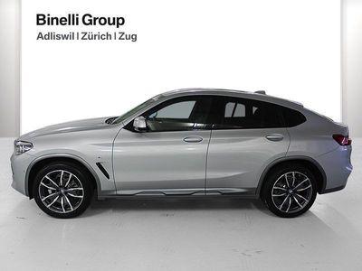 gebraucht BMW X4 xDrive 20d M Sport X Steptronic
