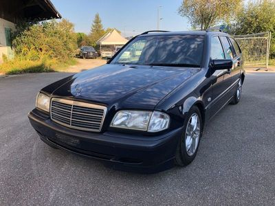 gebraucht Mercedes C200 C-KlasseClassic