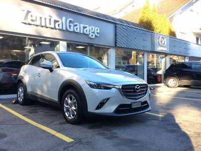 gebraucht Mazda CX-3 2.0 Ambition Plus AWD
