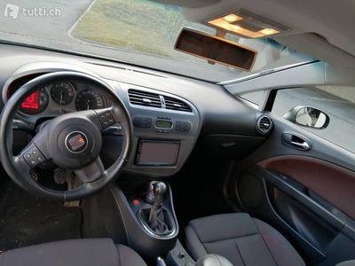 gebraucht Seat Leon 2.0 TFSI
