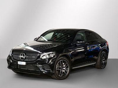 gebraucht Mercedes GLC43 AMG GLC-KLASSE C253 COUPÉAMG 4M