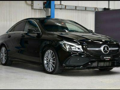 gebraucht Mercedes CLA220 CLA-KlasseAMG line